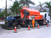 Freetech PM500 Hot-in-Place Recycling Asphalt Road Maintenance Machine