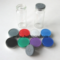 glass injection vials with flip off seal for antibiotic