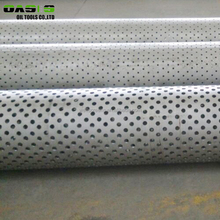 "16"" Stainless Steel Perforated Casing Screen Pipe for Well Drilling"