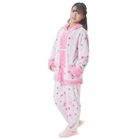 Japanese Pajamas Women Pajamas Sleepwear