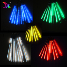 decorative outfit christmas lights color changing led christmas lights falling star