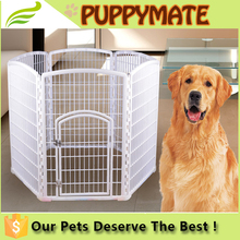 High Quality Competitive Price Durable Black Epoxy Coating Large Iron Dog Kennel Cage dog cage
