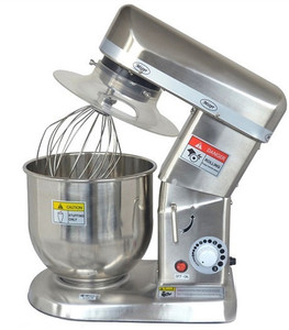 Professional Multifunction Stand Mixer Planetary Dough Mixer 7l