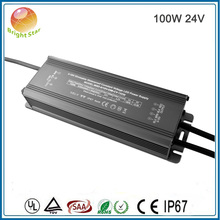 High efficiency low ripple waterproof 110v 24v transformador ac dc