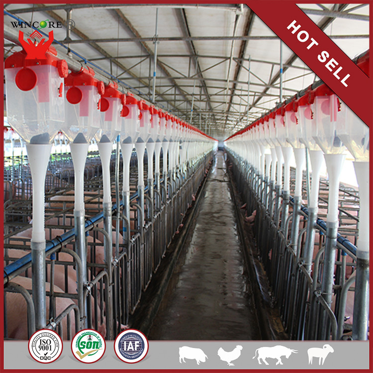 Best selling automatic pig feeding system sowing machines accessories