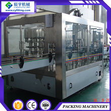 Automatic Cooking edible sunflower oil filling bottling machine production line
