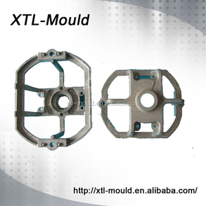 Alibaba China supplier zamak mold casting