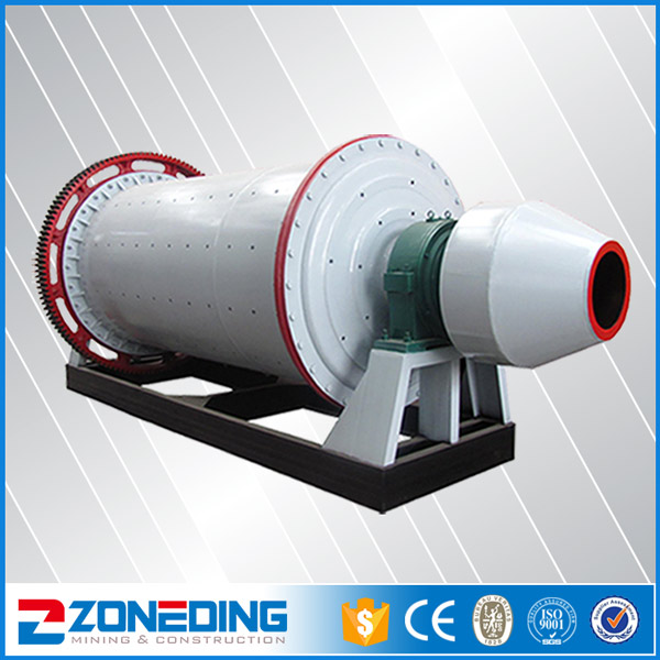 ISO BV CE Approved Mineral Quartz Coal Grinding Ball Mill