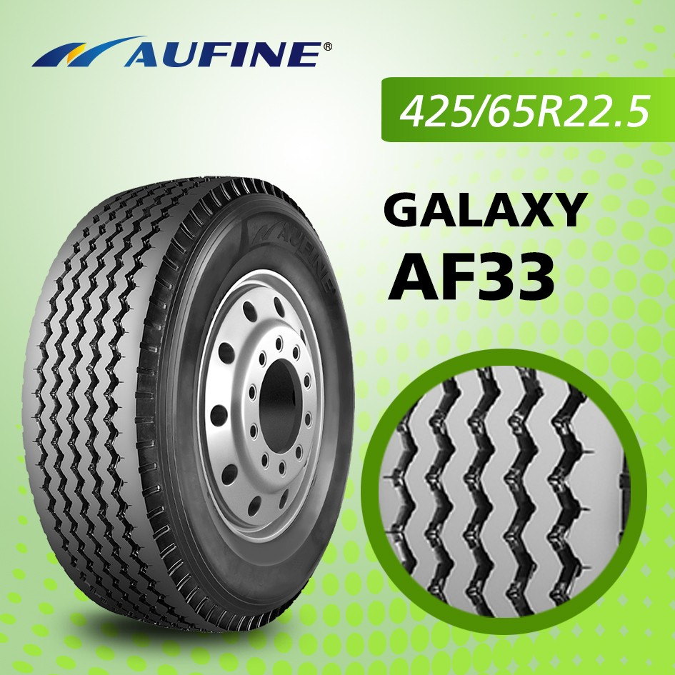 AUFINE used tyres lorry and truck and used bladder