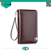 new style fashion men PU wallet large capacity high quality for promotion