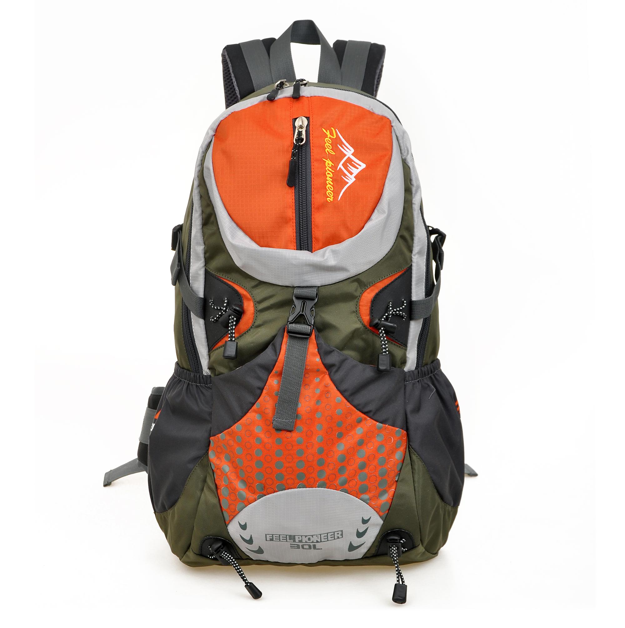 Outdoor Waterproof Sport travelling mountaineering hiking camping bag backpack 30l