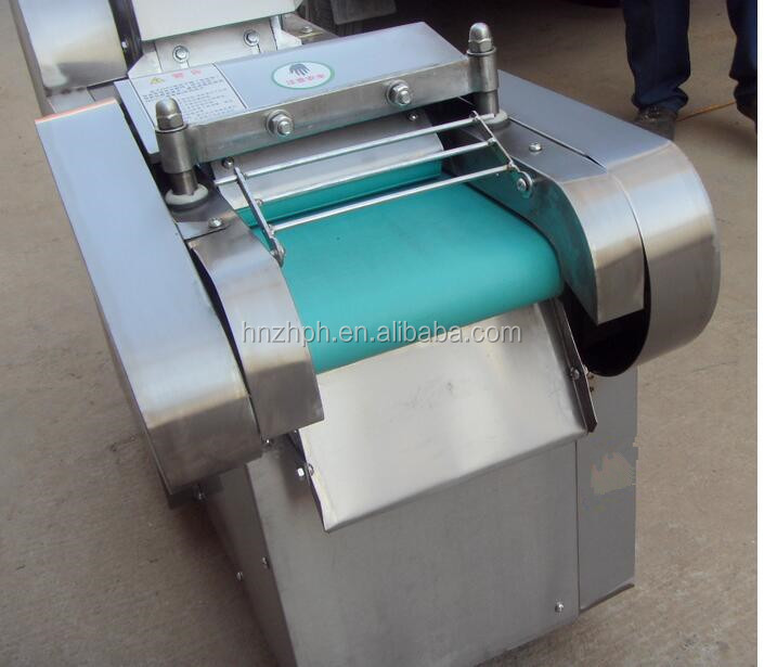 Automatic Stainless Steel Potato Carrot Onion Cutter Dicer Slicer Machine