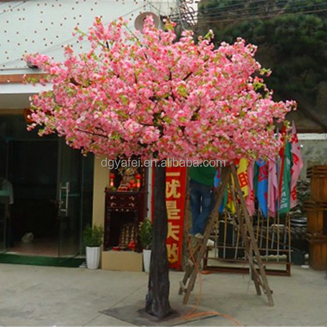 new artificial flower trees for wedding decoration artificial wedding trees wholesale