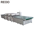REOO Full automatic solar panel laminator Turnkey installed in Salvador
