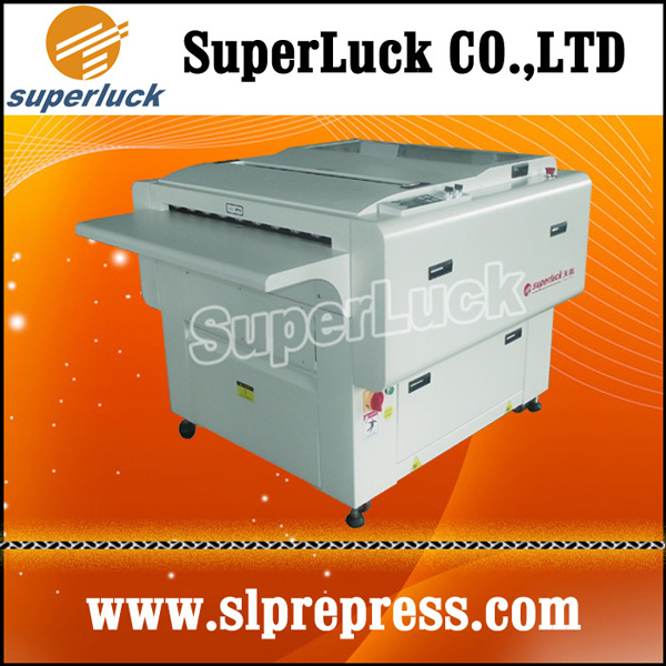 CTP Plate Making Machine using Thermal CTP Processor