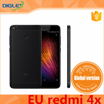 Hot New Arrival eu global version redmi 4x hot sale good quality 32gb /64gb international version english packagefactory price