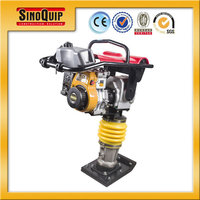 SR80 Gasoline Tamping Rammer for Construction Use With Robin Engine S20