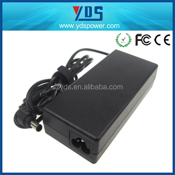 CE ROHS FCC laptop dvd drive adapter for SON 19.5V 3.9A 76W desk adapter