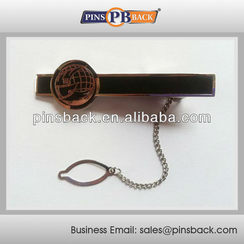 stickpin badge - tie bar - Carving for Logo