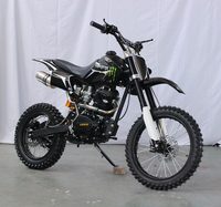 Kayak Cheap 125CC 250CC Automatic Dirt Bike