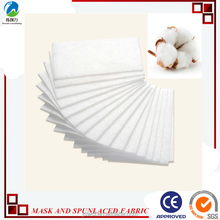 Factory Price high quality wholesale bamboo fiber makeup cotton pads