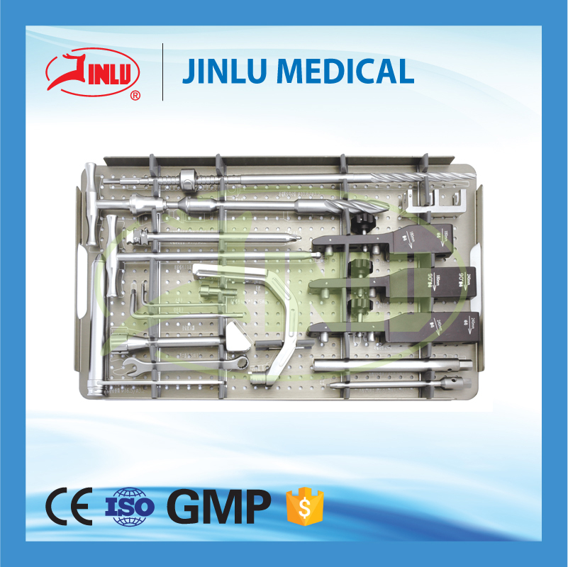 Jinlu advance germany machine PFN interlocking nail instrument kit, pfna nail set, intramedullary nails instrument set