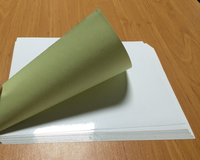self adhesive paper in sheets or rolls