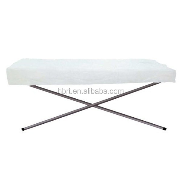 10pcs Waterproof Flat Disposable Beauty Bed Sheet Massage Table Cover 78x175cm