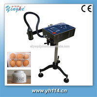 manufacture China new product desk type ink jet printer automatic