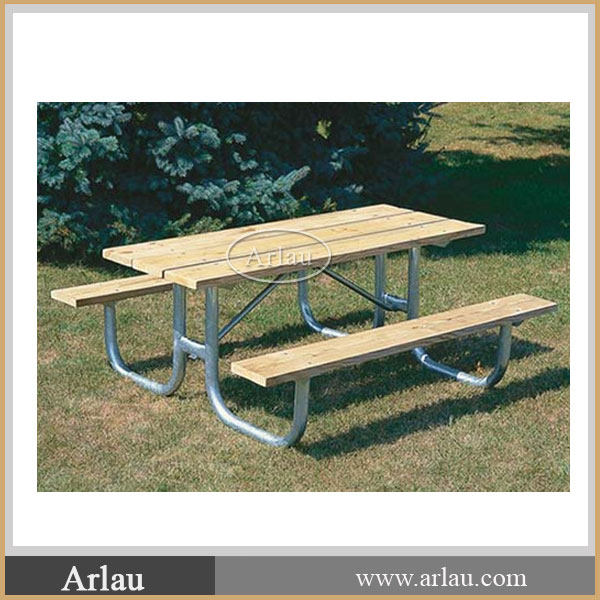 Wooden Picnic Benches Street Furniture