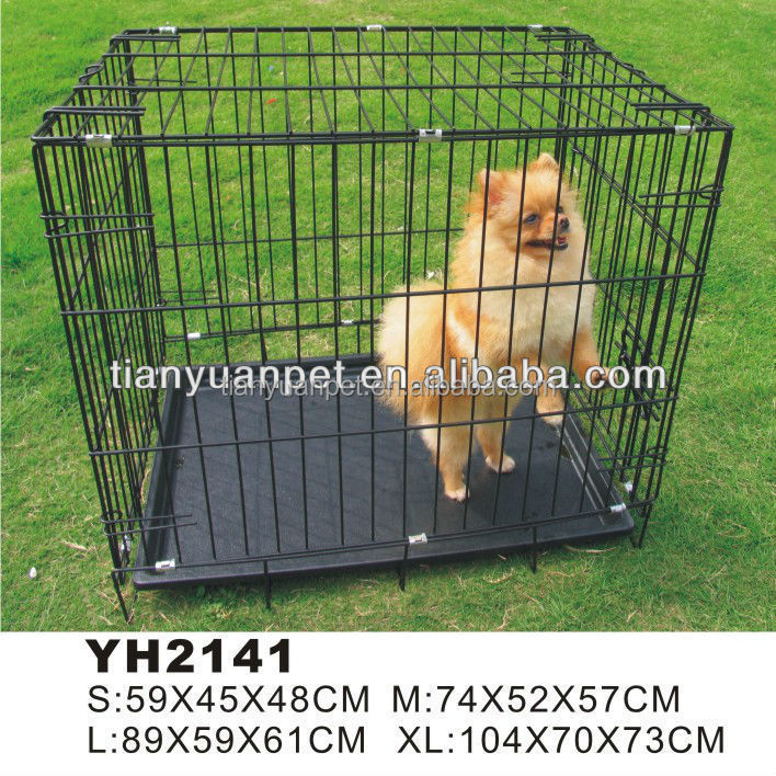 High Quality Material Wholesale Metal Wire Iron Aluminum Dog House