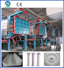 High grade eps vacuum forming machine ceiling tiles