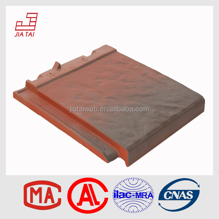 FS-5R10FB Chinese export building materials plain clay roofing tiles