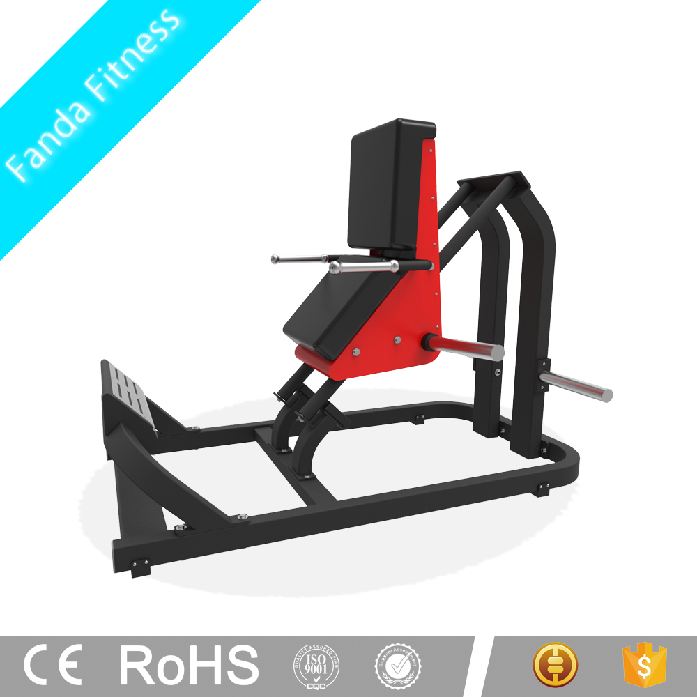 Fitness Machine Leg Press Hack Squat Machine