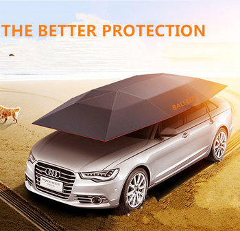 Wonderful Rubber Protection All Weather Protection Folding Remote control Car Cover