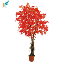 Wholesale Becorative Maple Bonsai Tree for Sale In Shanghai Artificial Maple Tree
