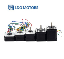 Reprap Nema 17 high holding torque stepper motor for 3D printer