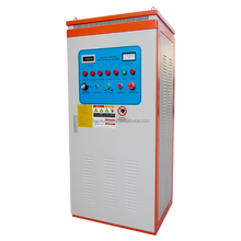 120KW Induction Hardening Device for Shafts Surface Heat Treatment