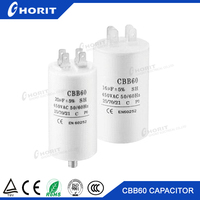45uf 250v 35uf 450vac 65uf arcotronic capacitor for water pump cbb60 dianz capacitor of cbb60 50uf 400v