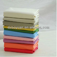 polyester cotton twill dyed fabric12X12 81X52 Twill fabric for ladies garment