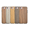 New for iphone 8 case,hybrid soft flexible tpu wood case for iphone 8
