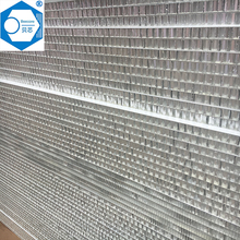 Aluminium Honeycomb Core commercial grade low cost house construction material