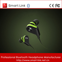 best selling bluetooth headset sport surround bluetooth headphone with 4.1 ATP-X chip for music