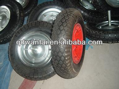 wheelbarrow tire 480/400-8