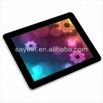 9.7 inch android 4.0 Wifi 3G Camera android tablet pc