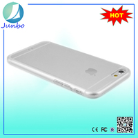 High quality pc tpu clear cell phone hard cases for iPhone 6
