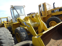used nice wheel Loader kawasaki 70Z strong reliability 80z 90z original japan loader