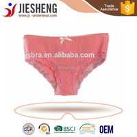 young lady underwear women sexy lady brief (Accept OEM)