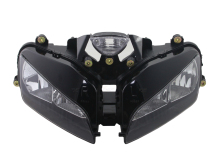 Headlight Assembly Fit For Honda CBR600RR F5 Year 2003 2004 2005 2006 Sportbike Motorcycle Front Headlamp Clear Lens Brand New