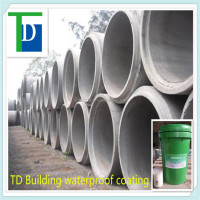 Powder TD - DAS cement-based infiltration crystalline waterproof coating used for playground water resistance